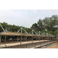 驻马店七色膜结构雨棚制作 鹤壁景观膜结构雨棚