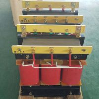 上海升泉电源低价销售SGS-10KVA升压轨道变压器36V升380V三相配电变压器