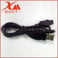 供应1.2MUSB数据线 USB手机通用数据线 usb数据线V3
