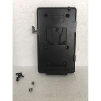 摄像机V型口电池扣板 摄像机电池挂板 监视器单反套件用电池转板