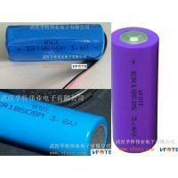 武汉瑞孚特VFOTE环保型高能温度宽广的一次锂电池ER17505/CR17505