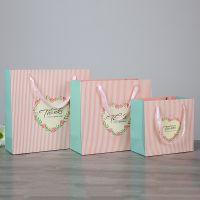 新款手提纸袋批发高档购物包装袋定做韩版礼品袋子Q519大号礼物袋