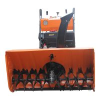 克勒斯供应13马力扫雪机 手推式家用多功能冬季扫雪车