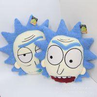 Rick and Morty毛绒公仔抱枕动漫周边娃娃瑞克与莫蒂玩具玩偶抱枕