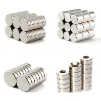 钕铁硼强力磁铁生产厂家 / 圆形磁铁圆片