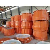 手孔井300*400多少钱 玻璃钢圆箱手孔 玻璃钢检查井型号 品牌华庆