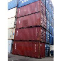 上海二手集装箱厂家!常年出售国际品牌海运集装箱批发零售