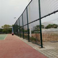 围网厂家_球场围网_学校篮球场护栏网价格