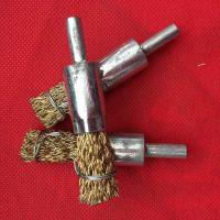 钢丝笔刷 钢丝轮 钢丝碗刷 钢丝刷 电磨笔刷 除锈丝轮 除锈轮