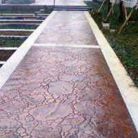 供青海艺术地坪和西宁压印地坪优质