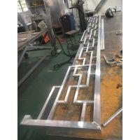 延吉工程铝挂落、走廊复古铝挂落装饰