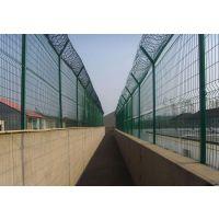 驾校四周安全防护网多少钱,围墙护栏网,火龙果种植园铁丝网