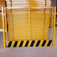 定制施工洞口警示基坑防护栏 临边警示基坑护栏 泥浆池临时防护网