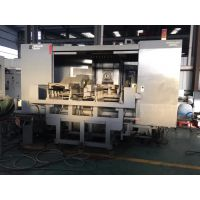 日本日立精机 Hitachi Seiki630 双台五轴摇篮卧式加工中心 进口数控机床