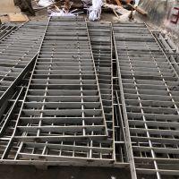 江苏金聚进 园林不锈钢格栅盖板 水池下水道钢格板生产定制