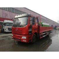 北京一汽解放2019新款J6L国五2 6.8米 4X2 180马力质惠版货车高栏厢车专卖