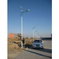 承运供应BY0082山东一事一议新农村太阳能路灯6米40W一体化户外照明超亮可定制景观灯