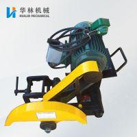 厂家直销DQG-4.0型电动切轨机 电动钢轨切割机 轨道钢轨锯轨机