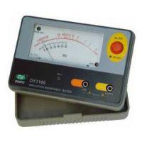 电子式指针绝缘电阻测试仪DY3166