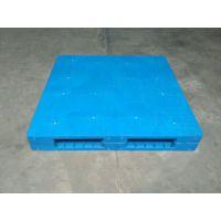 平板双面1200*1100塑料托盘 重庆重型塑料托盘厂家