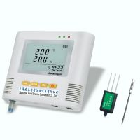 上海发泰土壤温湿度(水分)记录仪