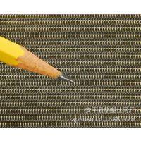 现货供应不锈钢密纹网 不锈钢席型网 网孔均匀 保证材质