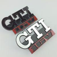 大众GTI16V中网改装标适用于高尔夫捷达帕萨特个性字母立体车标