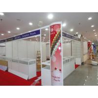 广州实力可靠展览摊位搭建 铝型材展架安装 桁架展位制作