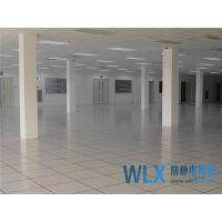 宝鸡防静电地板厂家 机房架空地板 全钢静电地板价格