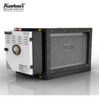 快霸(Kuarbaa) 油烟净化器6000风量餐饮厨房烧烤单个活性炭除异味设备