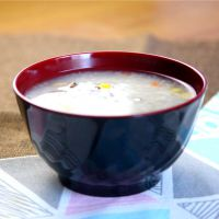 广东穗乐优谷350g香菇玉米粥快餐便当速冻方便饭