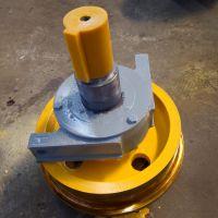 出售高质量 起重机车轮组 φ350车轮组,锻钢轮组,欧式车轮组