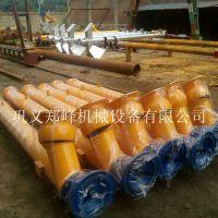 专业生产螺旋供料泵 垂直式螺旋输送机 大量生产全自动化输送设备