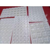 东莞厂家生产透明硅胶垫 球形 梯形 半圆形硅胶垫 脚垫
