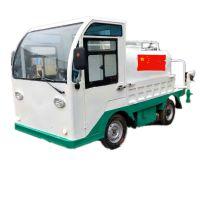恒达HD3000-180新款2吨电动喷洒车 环卫小型纯电动四轮绿化洒水车厂家直销