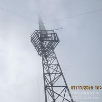 厂家直接供应各种型号拉线测风塔、拉线塔等专业设计 维护方便