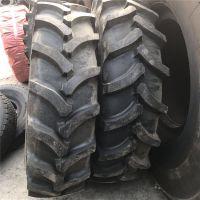 现货销售14.9-30 前进 R-1人字花纹农用拖拉机轮胎 耐磨防滑