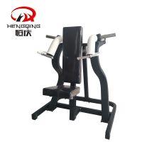 厂家热销坐式举肩训练器圆动臂大黄蜂健身器械健身房器材运动力量