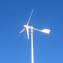 上海晟成微风启动500w小型风力发电机风光互补路灯风力发电机系统