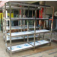 厨房不锈钢小型货架 不锈钢货架厂家批发 不锈钢货架公司深圳