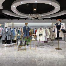 上海一线时装她啦女装品牌尾货广州三荟折扣货源 新店开业进货渠道