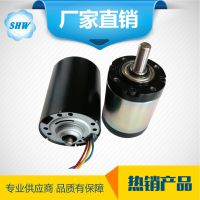 生产销售 涡轮减速微型电动机 直流齿轮减速高速无刷电机