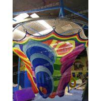 供应新型儿童绳网项目-七彩溶洞,纯手工涤纶编织,适用各种儿童探险拓展乐园