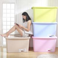 特大号被子收纳可水洗防潮储物箱整理放衣服收纳箱盒