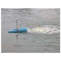 颍上推流曝气设备2.2KW哪里买污水处理