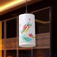 景德镇青花瓷暖光温馨装饰客厅复古禅意创意书房酒店工程装饰台灯