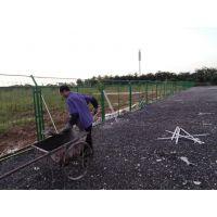 佛山驾校外围护栏、倾斜角护栏