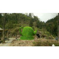 变脸的面具绿雕雕塑造型 在哪里可以做植物弄的造型雕塑