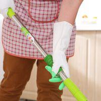 洗碗家务手套女橡胶胶皮厨房乳胶耐用薄款洗衣服防水护肤清洁手套