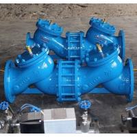 批发HS41X防污隔断阀【图】/法兰水力控制阀哪里可以买 欢迎来电咨询